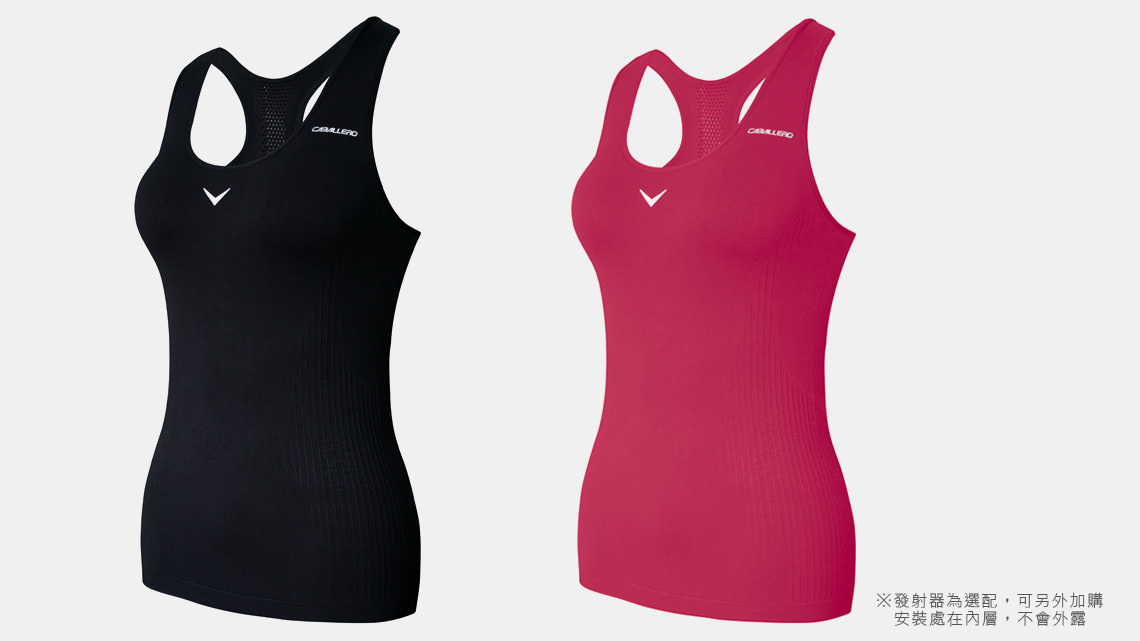 womens heart rate sports tops gallery 7