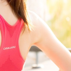 womens heart rate sports tops gallery 6