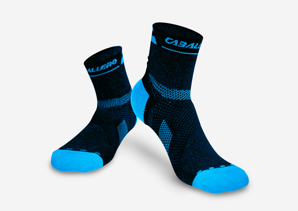 running socks mobile header